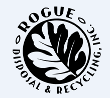 Rogue Disposal and Recycling Logo