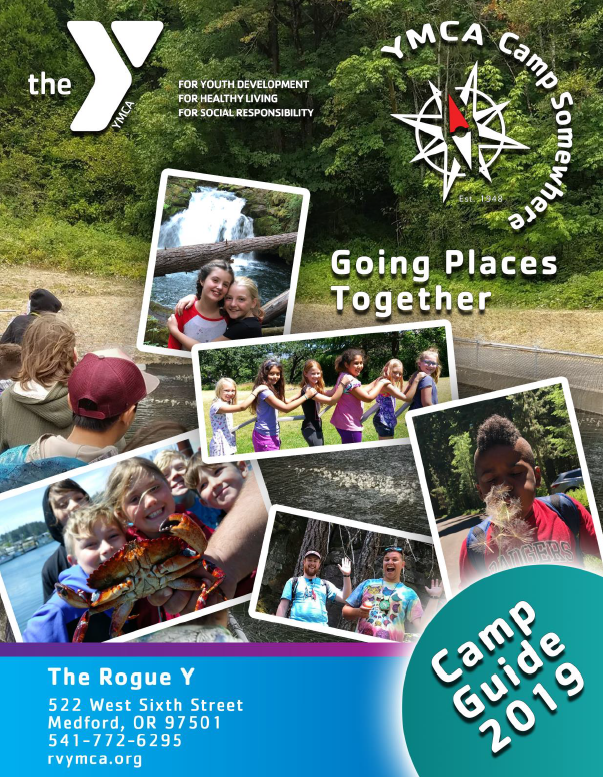 2019 YMCA Camp Guide